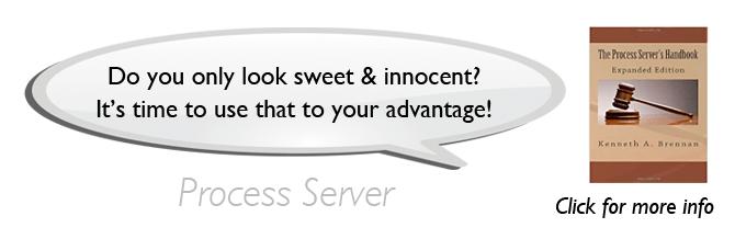 The Process Server's Handbook
