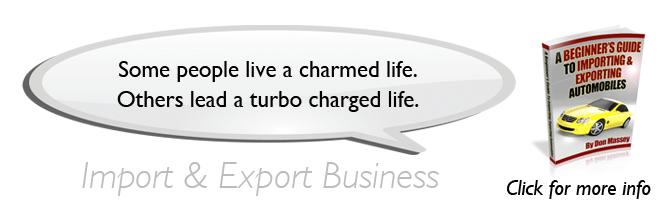 Import Export Car Business