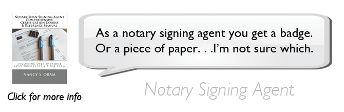 Notary Loan Signing Agent - Comprehensive Certification Course & Reference Manual: Including Over 50 Sample Loan Documents & Final Exam